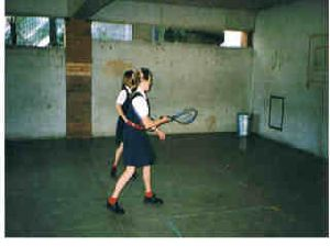 Modified Squash in Schools