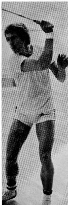 Geoff Hunt at age 31 had won 5 World Titles