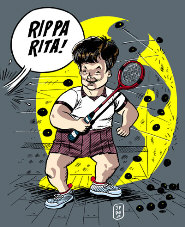 Rippa Rita`s championship squash tip